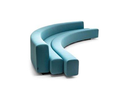 Итальянский модульный диван OSAKA фабрики LA CIVIDINA