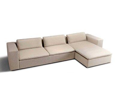 Итальянский модульный диван PUZZLE фабрики LA CIVIDINA