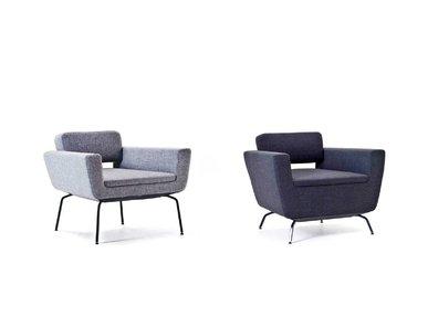 Итальянское кресло SERIE 50 SMALL фабрики LA CIVIDINA