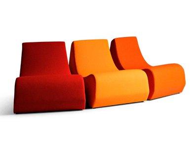 Итальянское кресло STONES фабрики LA CIVIDINA
