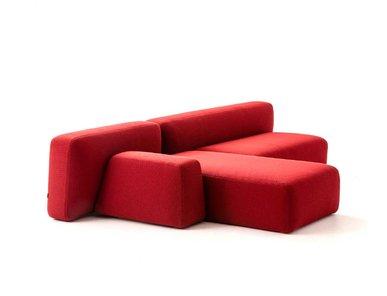 Итальянский модульный диван SUISEKI фабрики LA CIVIDINA