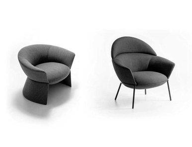 Итальянское кресло SWALE фабрики LA CIVIDINA