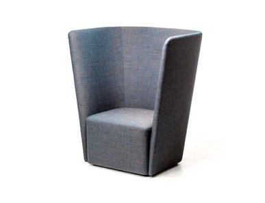 Итальянское кресло VELOUR фабрики LA CIVIDINA