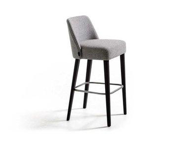 Итальянский барный стул VELOUR фабрики LA CIVIDINA