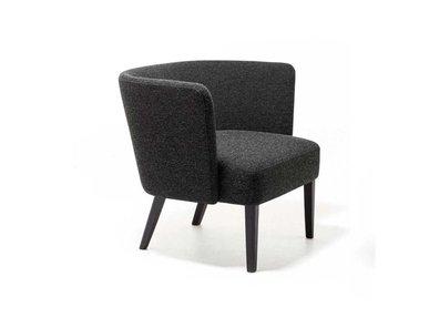 Итальянское кресло VELOUR LOUNGE фабрики LA CIVIDINA
