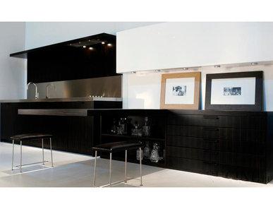 Итальянская кухня Poliestere Bianco фабрики ABC CUCINE
