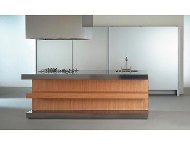 Итальянская кухня Alluminio фабрики ABC CUCINE
