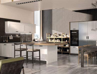 Итальянская кухня Positano Moderna Versione A фабрики LA CIVIDINA