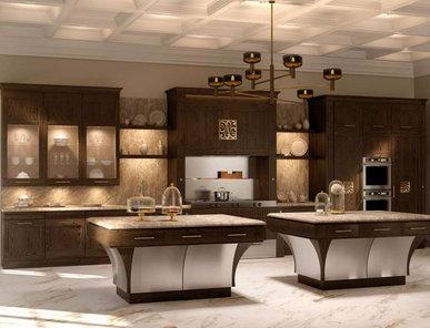 Итальянская кухня Positano Classica Versione B фабрики LA CIVIDINA