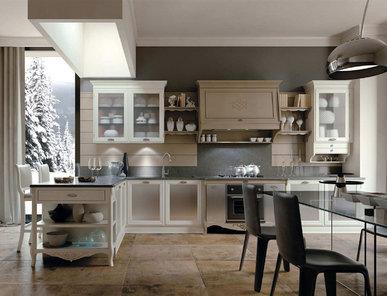 Итальянская кухня Taormina Contemporary фабрики LA CIVIDINA