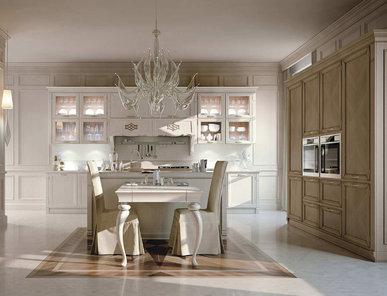 Итальянская кухня Taormina New Classic фабрики LA CIVIDINA