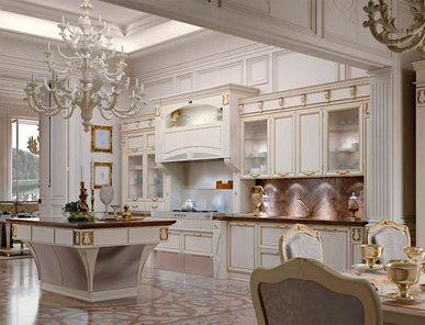 Итальянская кухня Taormina Luxury фабрики LA CIVIDINA
