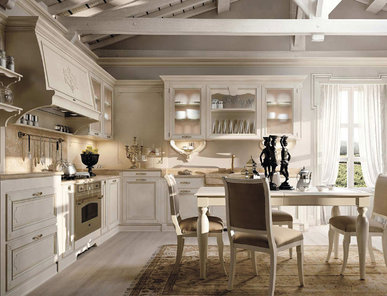 Итальянская кухня Capri Provencal фабрики LA CIVIDINA