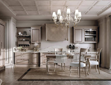 Итальянская кухня Capri Classic фабрики LA CIVIDINA