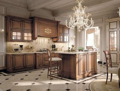 Итальянская кухня Capri Luxury фабрики LA CIVIDINA