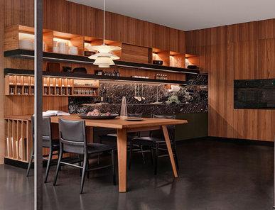 Итальянская кухня Convivium 04 фабрики ARCLINEA