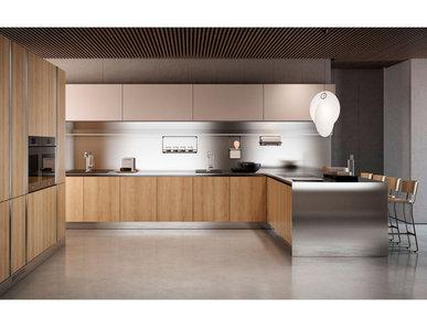 Итальянская кухня Gamma 02 фабрики ARCLINEA