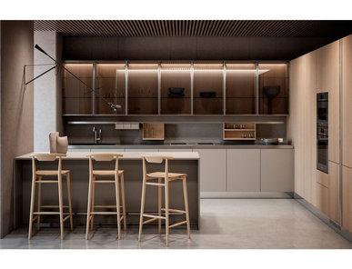 Итальянская кухня Gamma 03 фабрики ARCLINEA