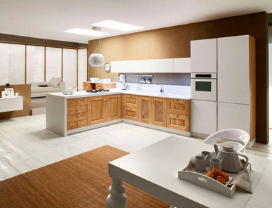 Итальянская кухня CAROLA 02 фабрики ARREX