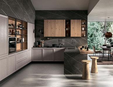 Итальянская кухня ATELIER 04 фабрики ASTRA
