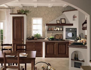 Итальянская кухня DUCALE 04 фабрики ASTRA