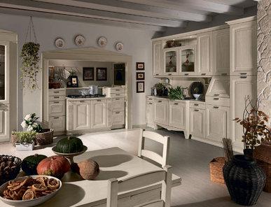 Итальянская кухня DUCALE 01 фабрики ASTRA