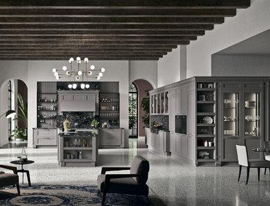 Итальянская кухня CALIFORNIA фабрики ASTRA