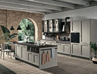 Итальянская кухня EPOCA 03 фабрики ASTRA