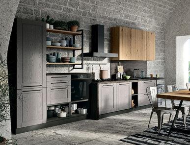 Итальянская кухня EPOCA 02 фабрики ASTRA