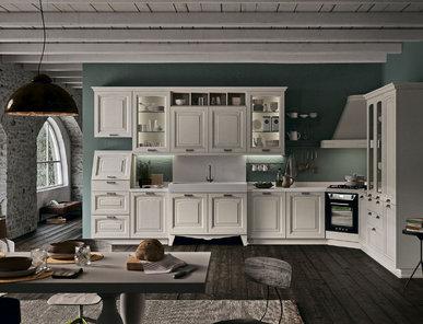 Итальянская кухня KREOLA 01 фабрики ASTRA