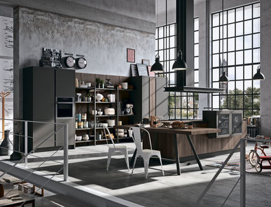 Итальянская кухня SP 22 04 фабрики ASTRA