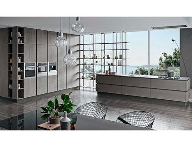Итальянская кухня MOOD 03 фабрики ASTRA