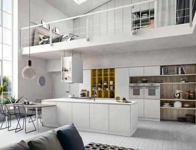 Итальянская кухня XXL 03 фабрики ASTRA