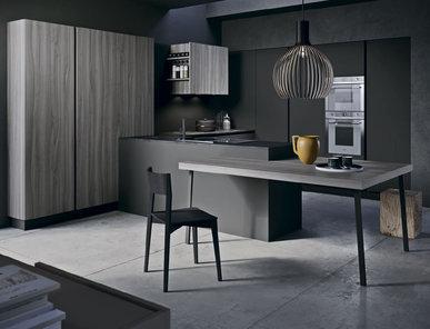 Итальянская кухня ZEN 03 фабрики ASTRA