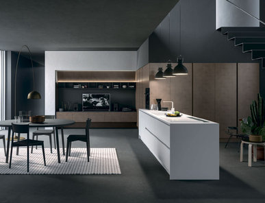 Итальянская кухня ZEN 04 фабрики ASTRA
