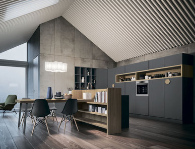 Итальянская кухня XXL 02 фабрики ASTRA