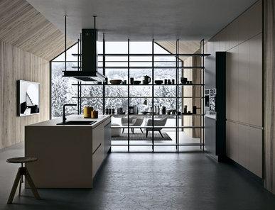 Итальянская кухня LINE 01 фабрики ASTRA