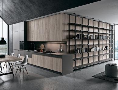 Итальянская кухня LINE 02 фабрики ASTRA