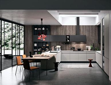 Итальянская кухня LINE 04 фабрики ASTRA