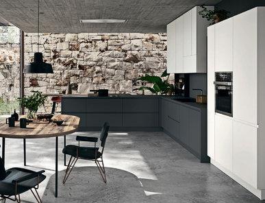 Итальянская кухня LINE 05 фабрики ASTRA