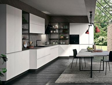 Итальянская кухня LINE 06 фабрики ASTRA