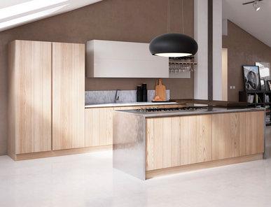 Итальянская кухня DOGU 01 фабрики AURORA CUCINE