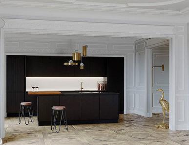 Итальянская кухня ESSENCE 03 фабрики AURORA CUCINE