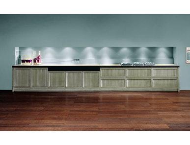 Итальянская кухня VINCENT 03 фабрики AURORA CUCINE