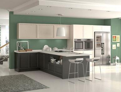 Итальянская кухня NUANCE DESIGN 01 фабрики AURORA CUCINE