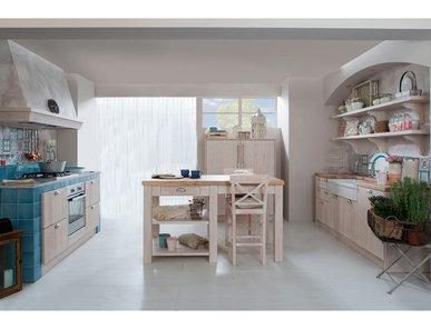 Итальянская кухня ROSEMARY 01 фабрики AURORA CUCINE