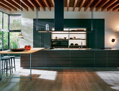 Итальянская кухня Hi-Line 6 Frame Door фабрики DADA