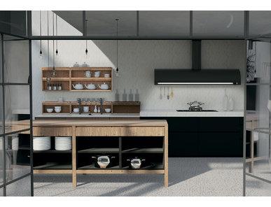Итальянская кухня L01 02 фабрики GRATAROLA