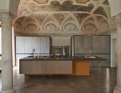 Итальянская кухня ESTIVALE фабрики KEY CUCINE