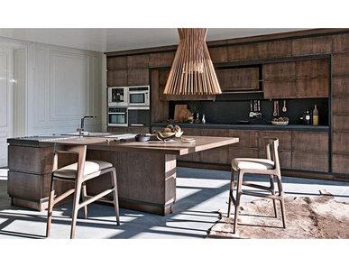 Итальянская кухня Design 1 фабрики LUCIANO ZONTA